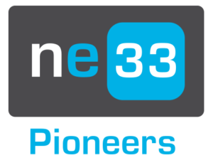 ne33 Pioneers Logo PDF