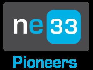 ne33 Pioneers Logo